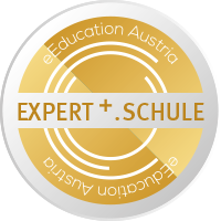 Badge Expert+ Schule